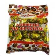 Конфеты диабетические, Питание диабетическое купить в Алматы, Конфеты на фруктозе неглазированные с орехом купить в Алматы фото