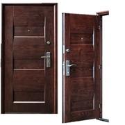 Дверь металлическая модель YD 15D фото