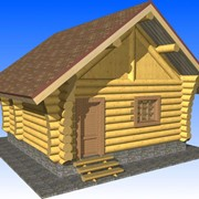 Пректирование деревянных зданий сооружений фото