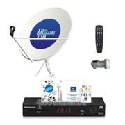 Комплект спутникового оборудования НТВ + Восток фото