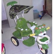 Трехколесный велосипед 801-2 фото