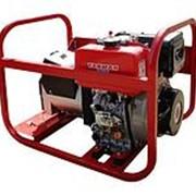 Дизельный генератор ВЕПРЬ АДП 6-230 ВЛ-БС (5.5 кВт) фото