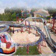 Парковый аттракцион Flume And Coaster фото