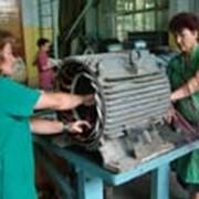 Ремонт всех типов электродвигателей фото