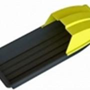 Капот для саней Safari # 2(240x87x40) см Цвета: черный, желтый. фото