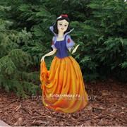 Садовая скульптура Белоснежка -малая фото