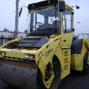 Каток дорожный вибрационный BOMAG BW 151 AC 4 (ASPHALT MANAGER) фото