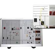 Стенд лабораторный Электробезопасность трехфазных сетей переменного тока БЖ 6/01м фото