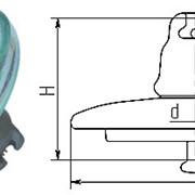 Изолятор линейный подвесной ПС40А, ПС70Е, ПС120Б фото