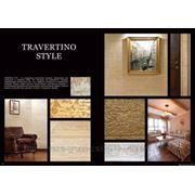 Декоративная штукатурка Travertino Style ТМ Эльф Декор 5 кг
