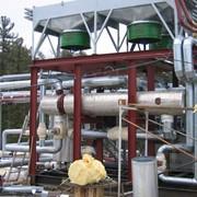Модуль сероочистки. фото