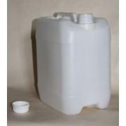 Канистры пластиковые выдувные, Канистра К-04, евроканистра, Объём: 5 литров фото