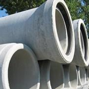 Железобетонные раструбные трубы Т100-25-2 фото