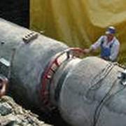Строительство трубопроводов по России фото