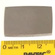 Пластина твердосплавная шаберная ВК6ОМ 25х30х2-8 фото