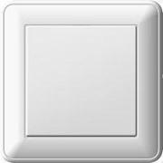 """Выключатель """"Вессен59"""" VS216-152-18 1кл. белый /20/ фото"""