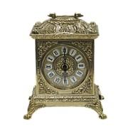 Часы Ларец каминные фото