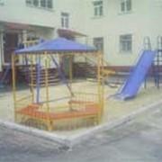 Детское оборудование для дворовых площадок фото