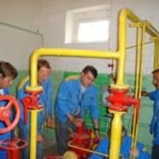 Строительство газопровода фото