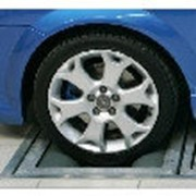 Роликовый тормозной стенд PC для автомобилей до 3000 кг на ось. 4WD. Nussbaum (Германия) фото