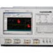 Логический анализатор TLA5203B фото