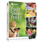 Графический редактор PaintShop Pro X7 (ESDPSPX7ML)