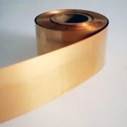 Лента бронзовая БрБ2 фото