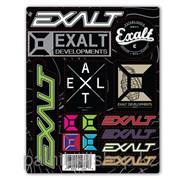 Наклейки Exalt фото