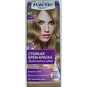 Краска для волос Palette русый N7 фото