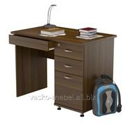 Письменный стол детский, Васко ПС 40-03 Орех валенсия фото