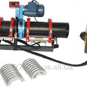 Сварочный аппарат Turan Makina ALH 160. Гидравлический аппарат для сварки в стык ПЭ труб. фото