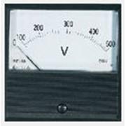 Щитовые измерительные амперметры Э80А фото