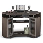 Угловой стол для ноутбука, Васко BT 10-46 Венге