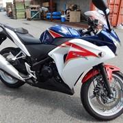 Мотоцикл спортбайк No. B5014 Honda CBR250R ABS фото