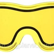 Линза для масок Empire Vents SuperCoat Antifog Thermal Желтая фото