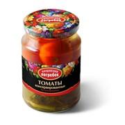 Томаты консервированные, помидоры «Валдайский Погребок» 720мл (680г) фото