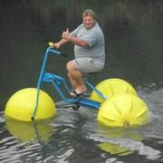 Катамаран Tribike фото