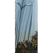 Рифленая арматура (гладкая) фото