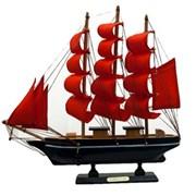 Корабль Алые Паруса 33см (Арт. 011-301) фото
