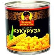 Кукуруза консервированная, Кукуруза Казачьи Разносолы фото