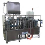 Дозировочный автомат линейного типа «АЛЬТЕР- 02Л» трехрядный фото