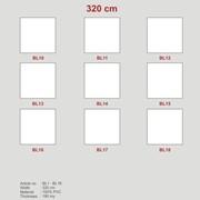 Пленка Polyplast для натяжных потолков 320 см фото