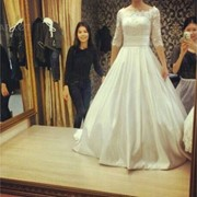 Прокат свадебного платья фото