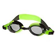 Очки для плавания ДЕТСКИЕ ALPHA CAPRICE KD-G20 Black Green фото