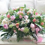 Корзины для цветов фото
