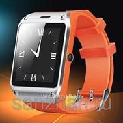 Часы-телефон Diweinuo D5 Android 4.1, оранжевые 86352 фото