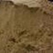 Материалы для дорожного строительства:песок фото