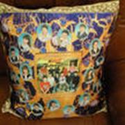 Декоративные подушки фото
