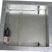 Клапан дымоудаления КДМ-2м фото