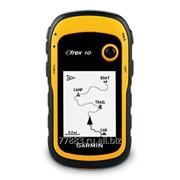 Навигатор GPS навигатор Garmin eTrex 10 фото